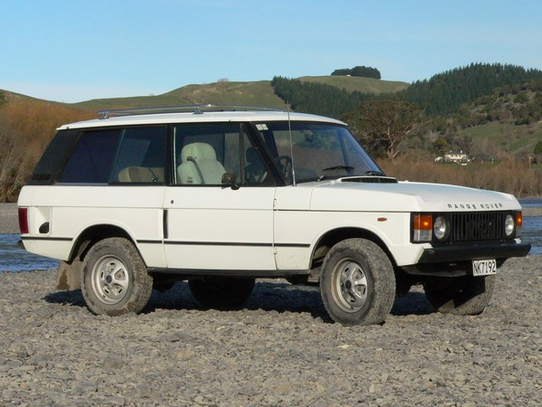 1981 Range Rover