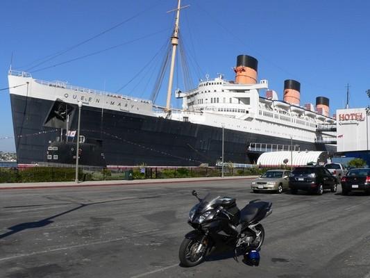 Queen Mary, LA